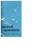The Carroll Quarterly, vol. 12, no. 2