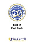Fact Book 2012-13 by John Carroll University