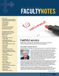 Faculty Notes - John Carroll University by John Carroll University