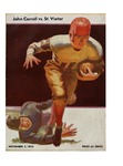 John Carroll vs. St. Viator, 1933 by John Carroll University