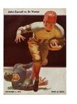 John Carroll vs. St. Viator, 1933