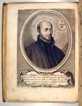 Ignatius Loyola, from De vita et institvto S. Ignatii by Bartoli Daniello