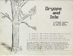 Dryope and Iole