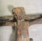 Antigua Crucifix, Detail