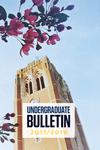 Undergraduate Bulletin 2017-2019 by John Carroll University